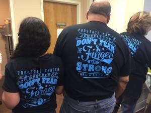 Prostate Awareness Shirts